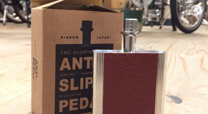 RINDOW / Anti Slip Pedal
