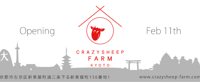 CRAZYSHHEP FARM  2.11OPEN