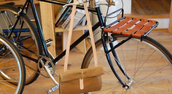 tehaamana(テハマナ)さんの自転車グッズ届きました。