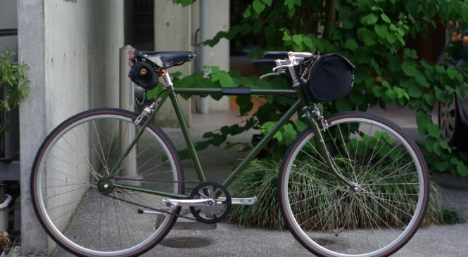 大人の普段使い自転車 Tobira T-26