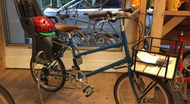 CRAZYSHEEP Romney 親子で乗ったらきっと自転車が好きになると思います。