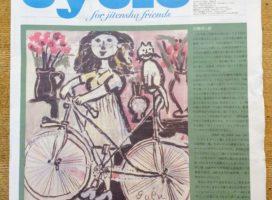 季刊誌Cycle「犬と猫と自転車」