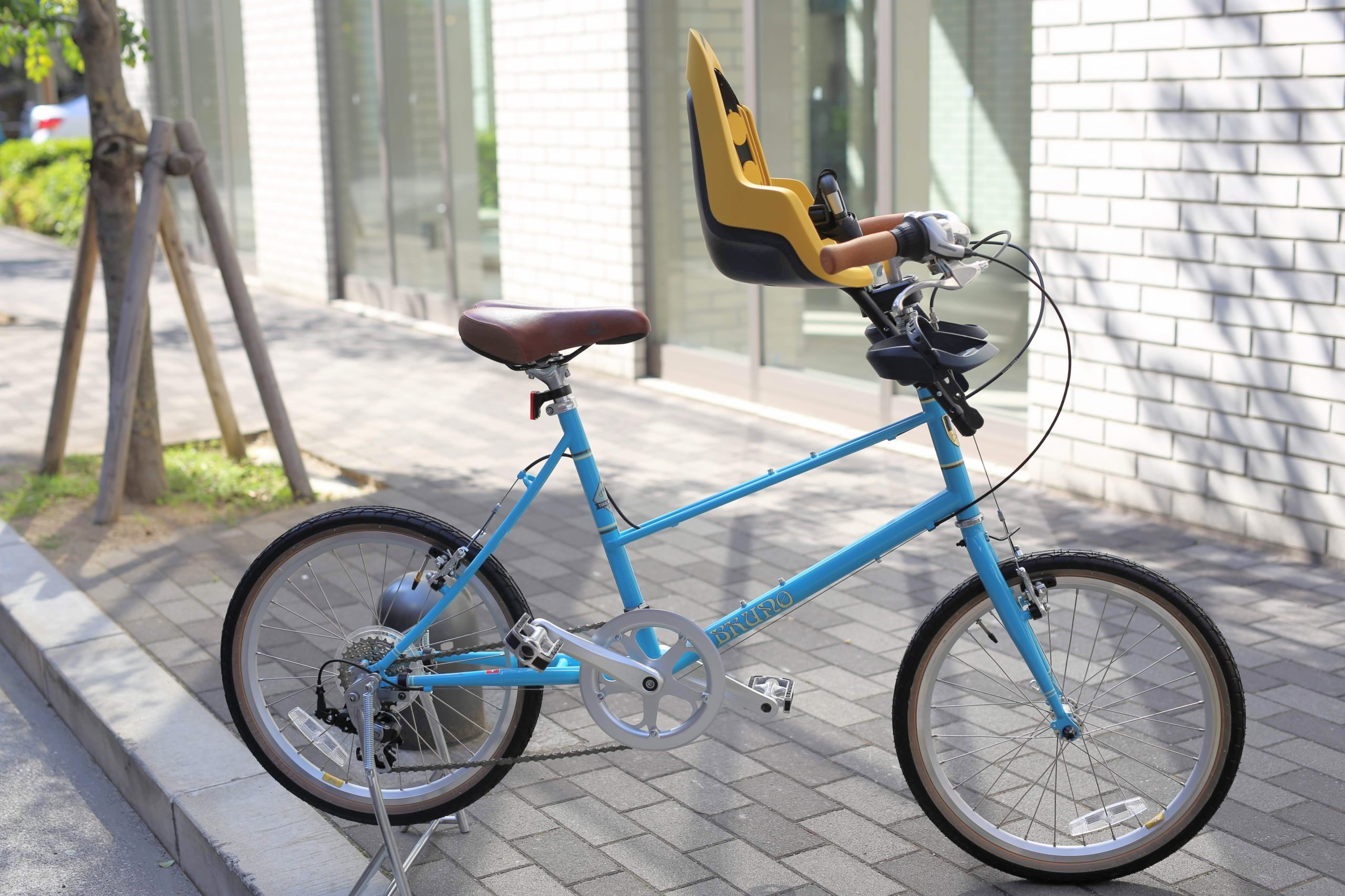 UNEPUは通常営業。ちょっとこだわりのお子様乗せ自転車も即納できます。