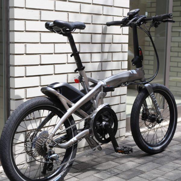 tern VEKTRONに乗って自転車通勤してみた(長距離編)